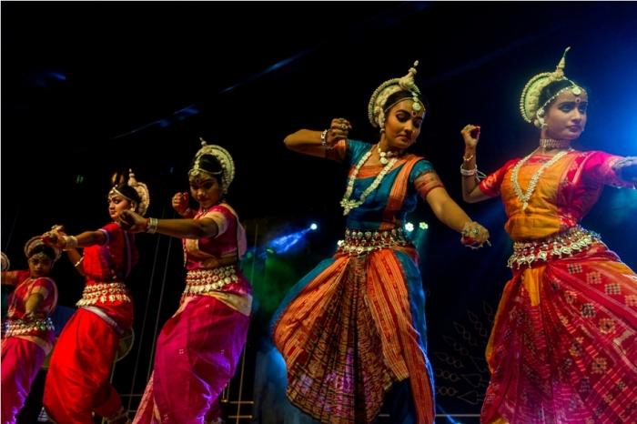 Odishi Dance Chakradhar Samaroh Raipur Raigarh Chattisgarh