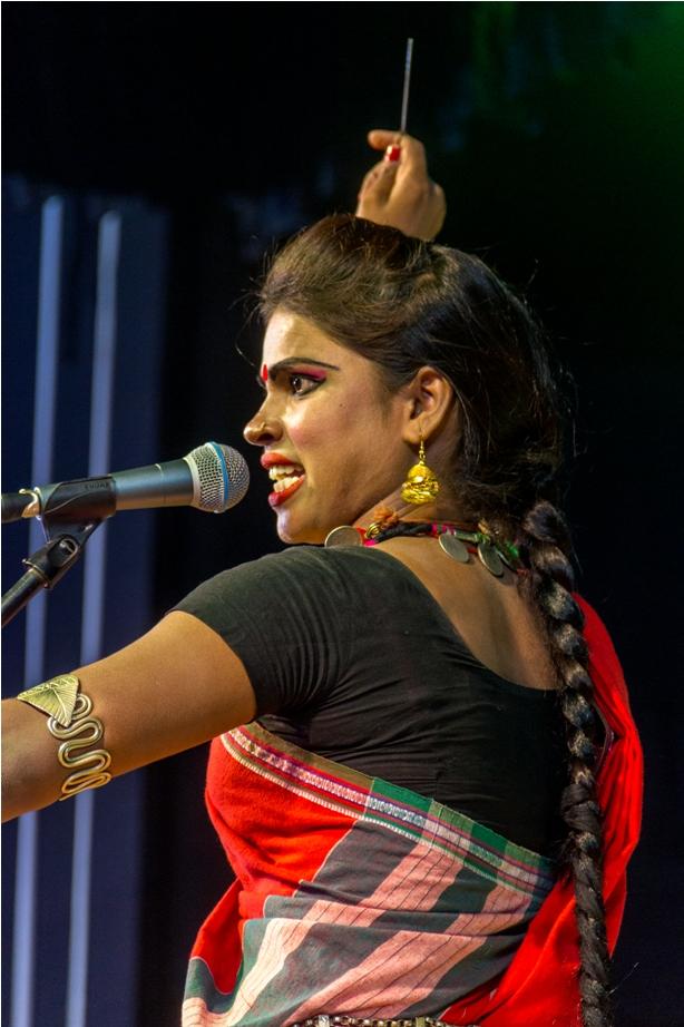 Pandvani Rashni Verma Teejan Bai Chakradhar Samaroh Raipur Raigarh Chattisgarh