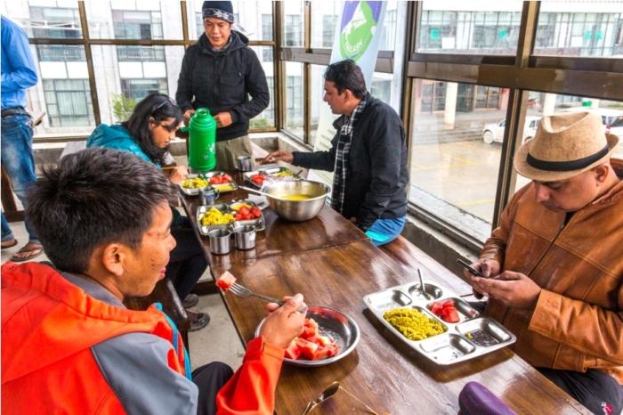 Kailash Mansarovar Yatra Kyirong China Madhuban Foods (3)