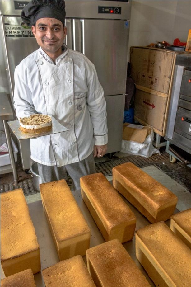 Kailash Mansarovar Yatra Kyirong China Madhuban Foods (8)