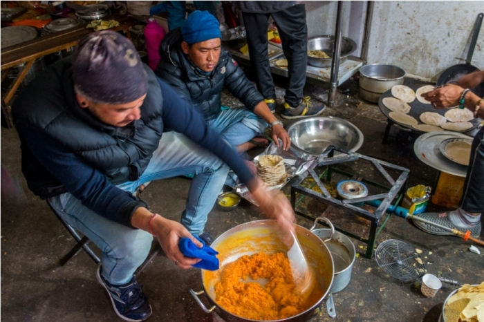 Kailash Mansarovar Yatra Kyirong China Madhuban Foods (9)