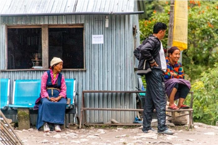 Kailash Mansarovar Yatra Kyirong China Madhuban Foods nepal Shyafrubensi