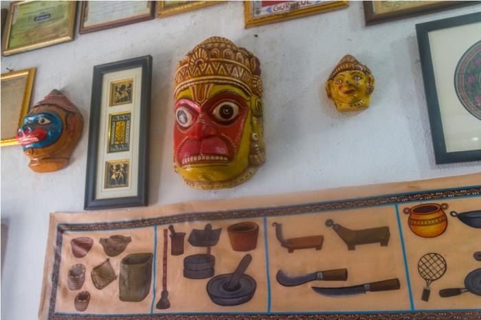 Raghurajpur Heritage Village Pattachitra Puri Odisha (15)