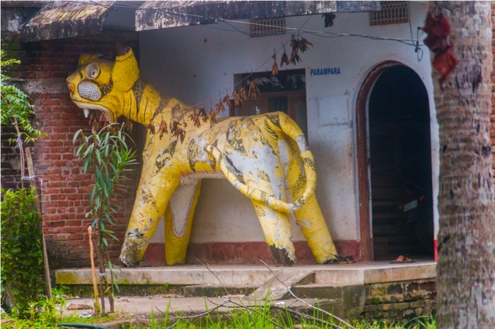 Raghurajpur Heritage Village Pattachitra Puri Odisha (17)