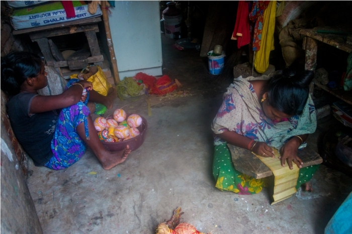 Raghurajpur Heritage Village Pattachitra Puri Odisha (18)
