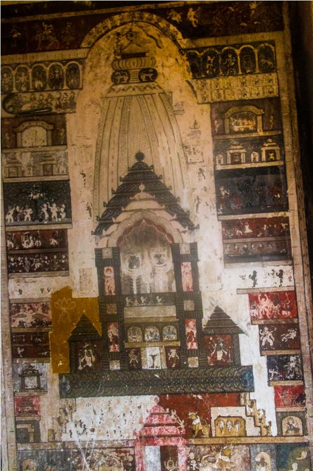 Raghurajpur Heritage Village Pattachitra Puri Odisha gangadhar maharana National award (6)