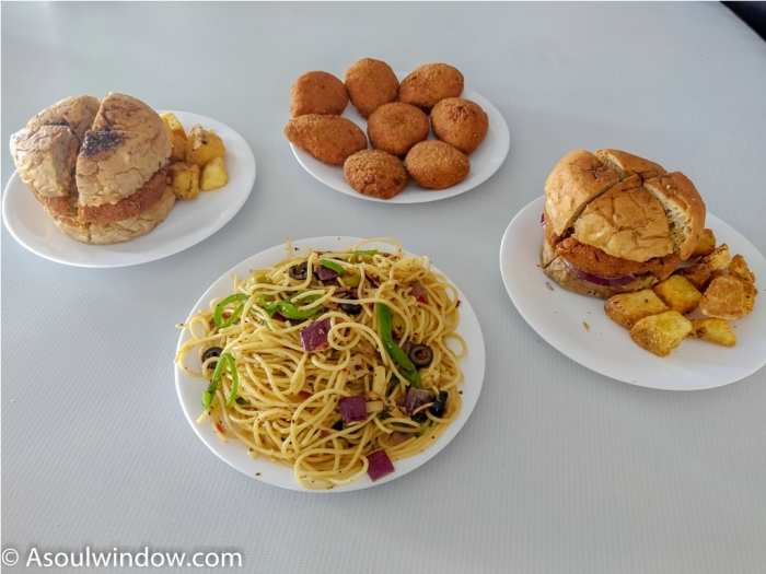 vegan Kailash Mansarovar Yatra Kyirong China Madhuban Foods