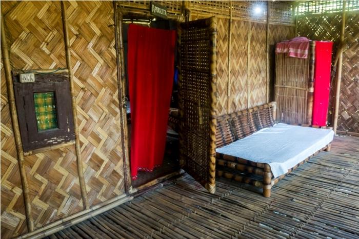 Bamboo Homestay Majuli River Island Assam India (2)