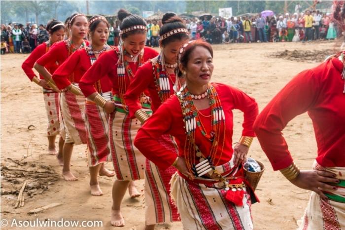 Basar Confluence Bas Con Arunachal Pradesh India Folk Dance