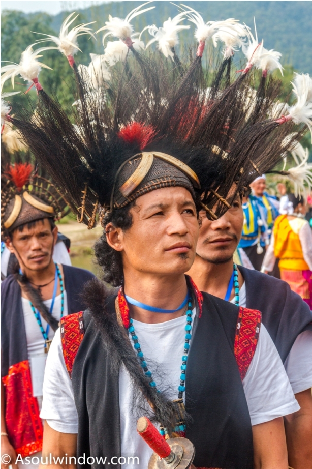 Basar Confluence Bas Con Arunachal Pradesh India Nagaland