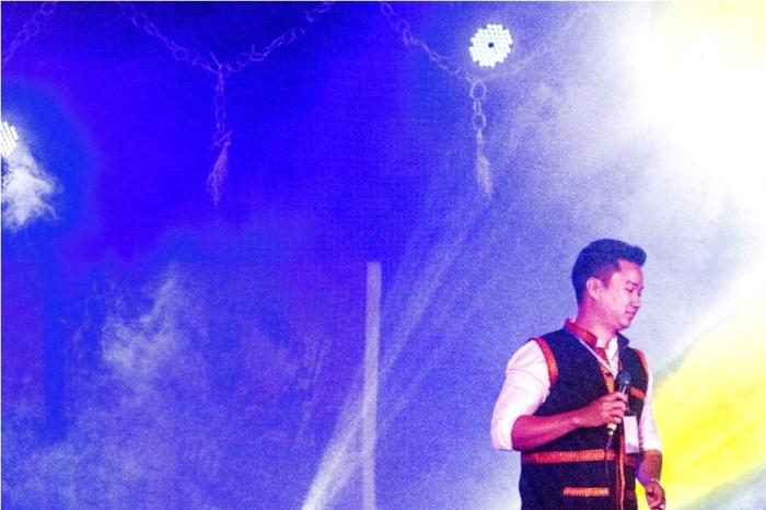 Basar Confluence Bas Con Arunachal Pradesh India Nikom Riba