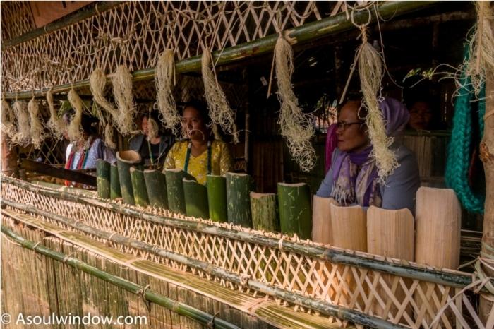 Basar Confluence Bas Con Arunachal Pradesh India Poka Apong Rice beer