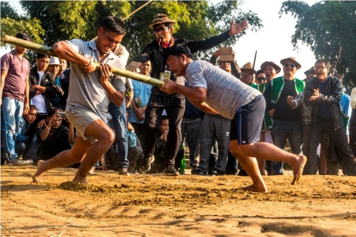 Basar Confluence Bas Con Arunachal Pradesh India sports