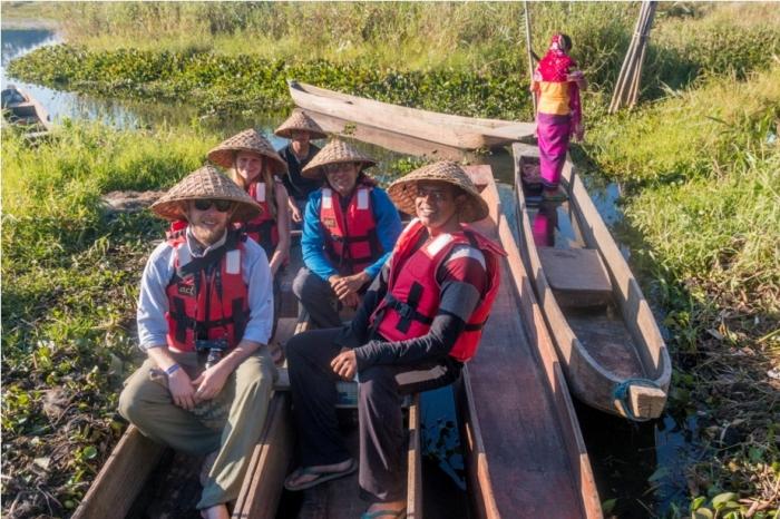 Boat ride Loktak Lake Manipur Incredible India Phumdi (3)
