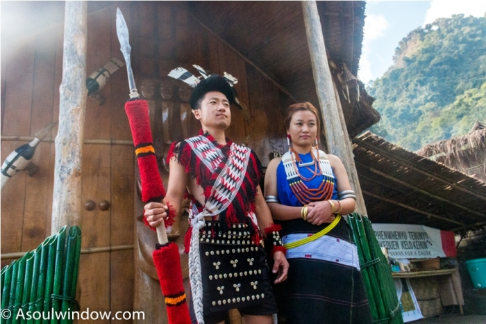 Chakhesang Tribe Hornbill festival Nagaland India