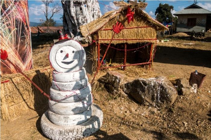 Christmas Ukhrul Manipur North East India