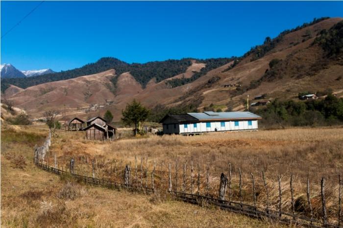 Dorjeeling Adventure At Mechuka Arunachal Pradesh India