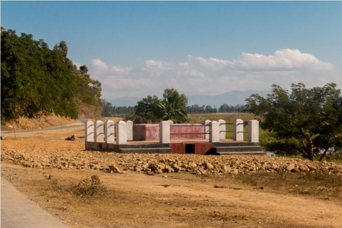 Grave Loktak Lake Manipur Incredible India Phumdi