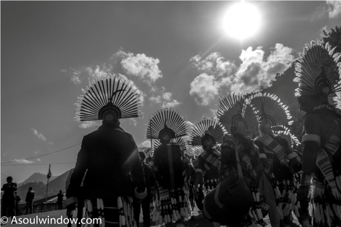 Hornbill festival Nagaland India Tribes