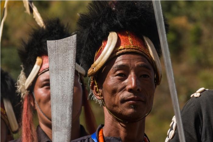 Hornbill festival Nagaland India tribes (2)