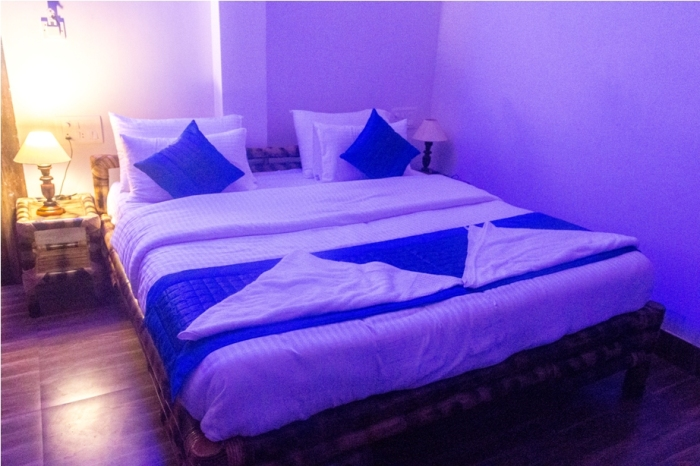 Hotel Bamboo Homestay Majuli River Island Assam India