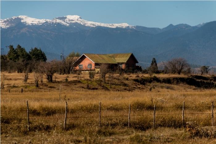 Houses Adventure At Mechuka Arunachal Pradesh India