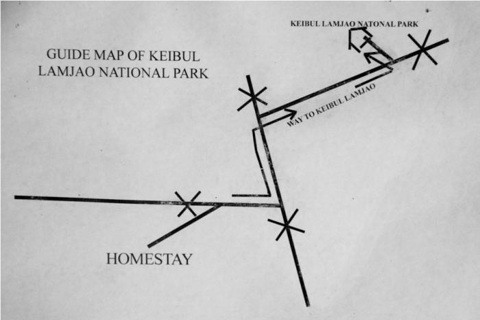 How to reach Keibul Lamjao National Park Sangai Loktak Lake Manipur Incredible India