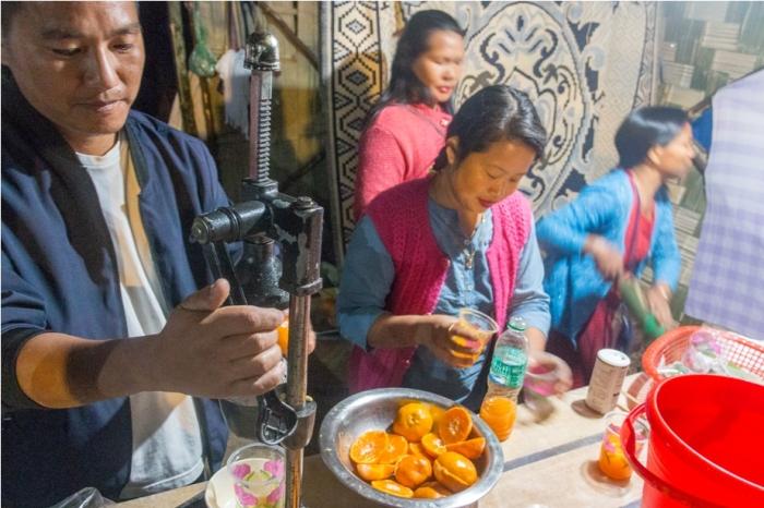 Juice Orange music festival Dambuk Arunachal Pradesh India