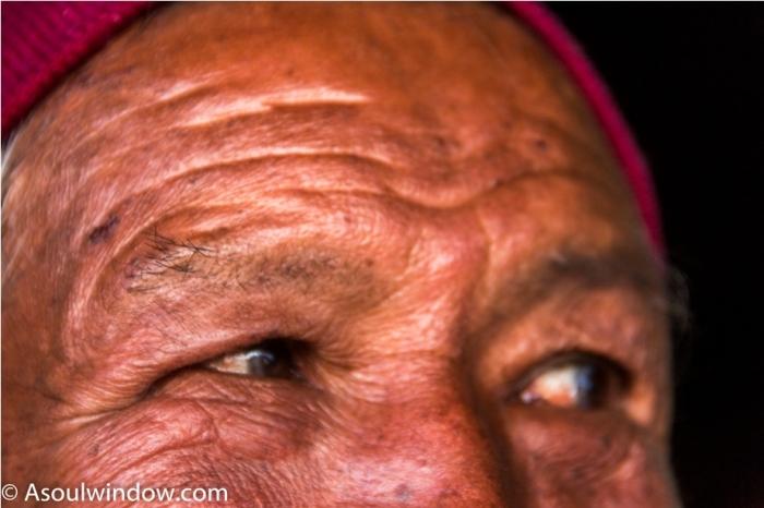 Monk Old monastery Adventure At Mechuka Arunachal Pradesh India