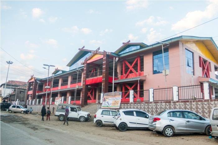 Nagaland Ukhrul Manipur North East India