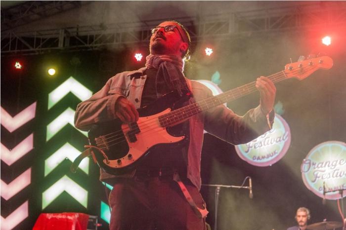 Wan Orange music festival Dambuk Arunachal Pradesh India