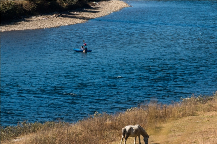river Adventure At Mechuka Arunachal Pradesh India