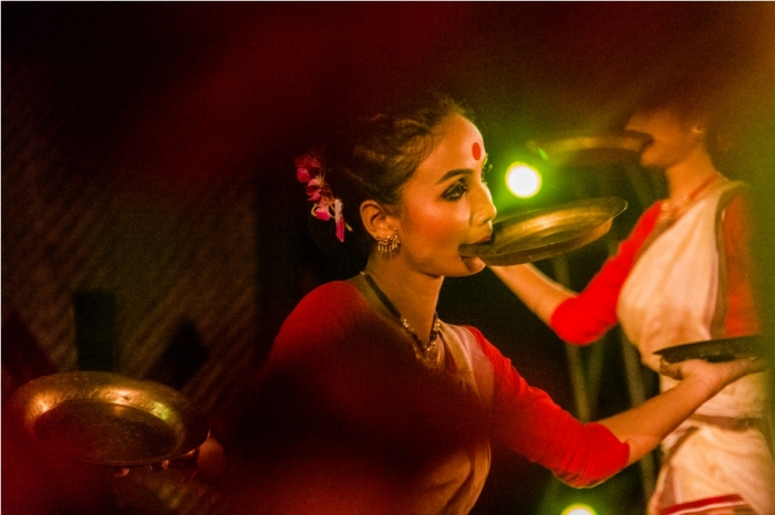 bihu dance dwijing festival bodoland assam india (20)