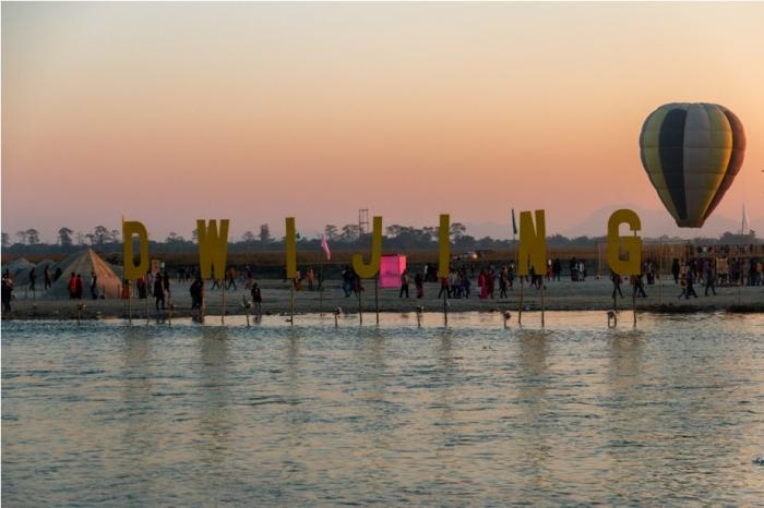 hot air balloon dwijing festival bodoland assam india (12)