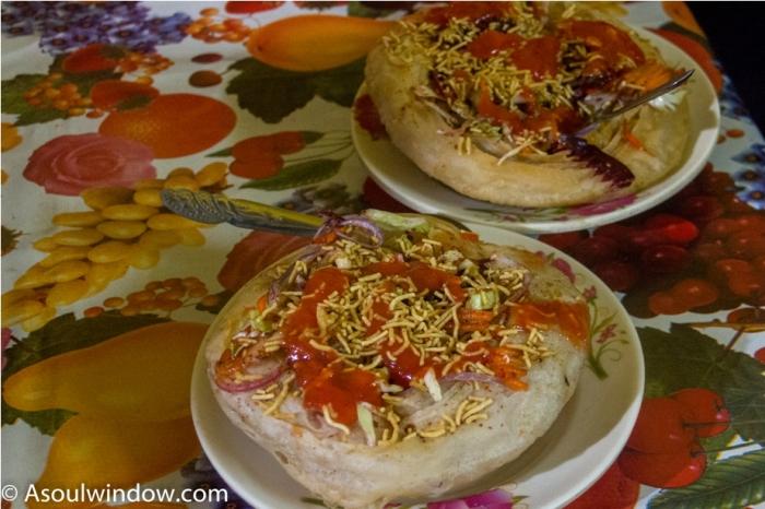 vegan bhelpuri dwijing festival bodoland assam india (27)