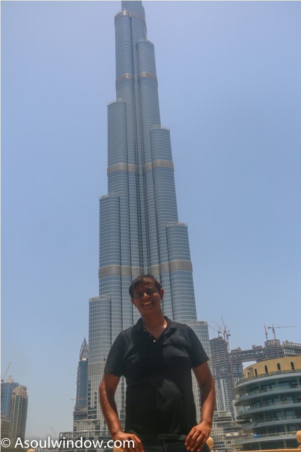 Burj Khalifa from mall Dubai UAE United Arab Emirates (22)