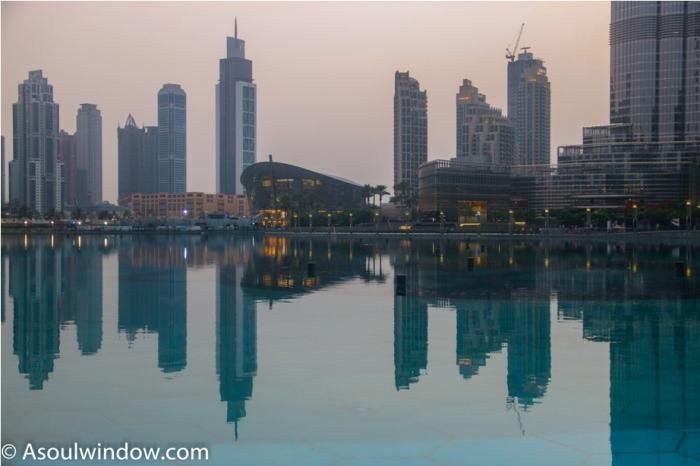 Burj Khalifa Mall Dubai UAE United Arab Emirates (8)