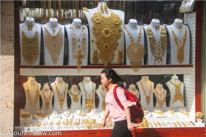 Dubai UAE United Arab Emirates Gold Souk Deira Bur Old (10)
