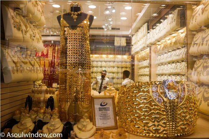 Gold Souk Deira Bur Old Dubai UAE United Arab Emirates (12)