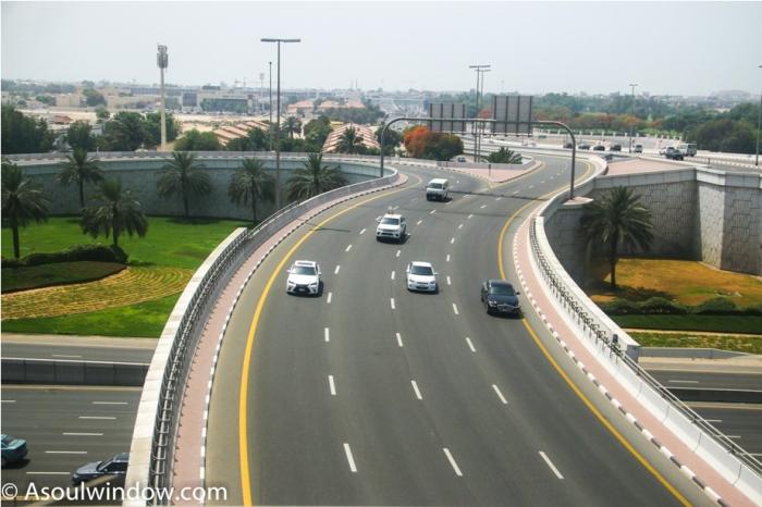 Road Dubai UAE United Arab Emirates (4)