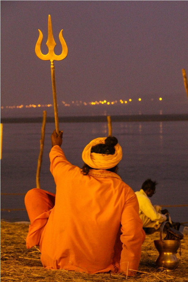 Sadhu Saint Ardhkumbh Mahakumbh Magh Kumbh Mela Prayagraj Uttar Pradesh (40)