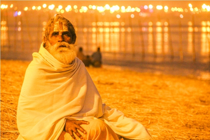 Sadhu Saint Ardhkumbh Mahakumbh Magh Kumbh Mela Prayagraj Uttar Pradesh (41)