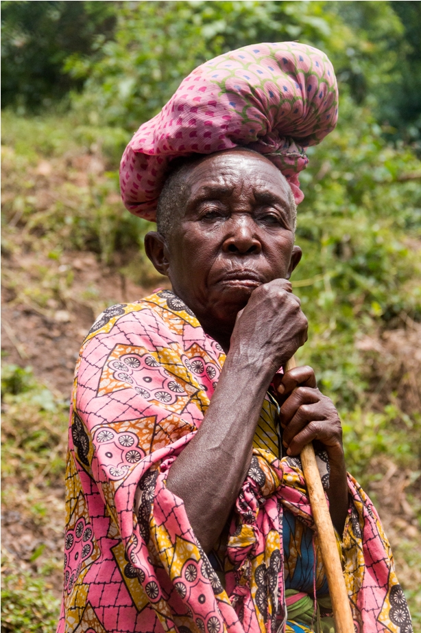 Batwa Pygmy Tribe Gorilla Trek Bwindi Impenetrable National Park Uganda Africa (19)