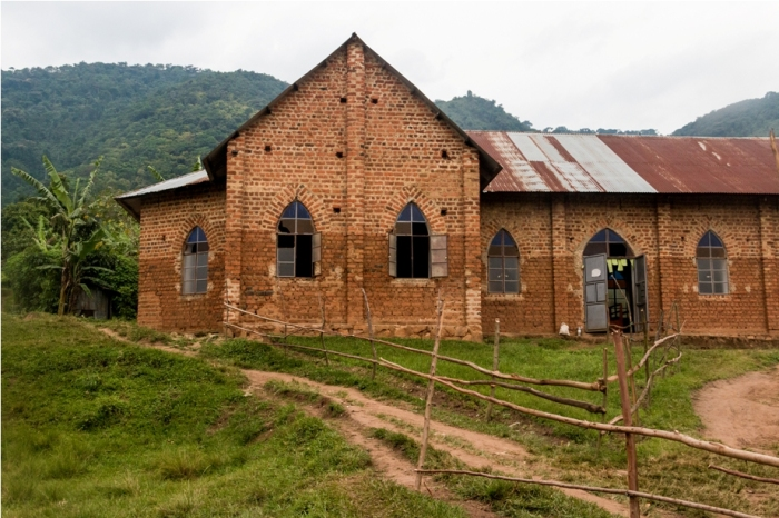 Church Gorilla Trek Bwindi Impenetrable National Park Uganda Africa (9)
