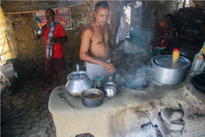 Dhaba Patna Bihar Darbhanga Road Trip India