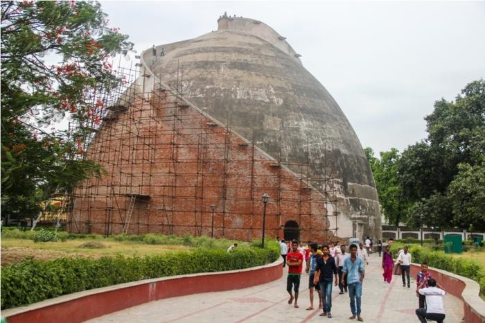 Gol ghar Patna Bihar Darbhanga Road Trip India