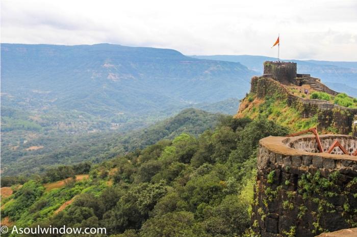 Mahabaleshwar Maharashtra India Pratapgarh Fort (2)
