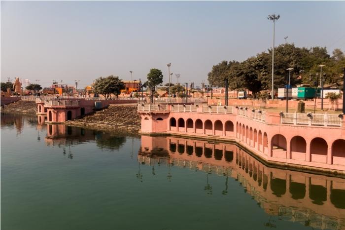 Naya Ghat Shri Ram Janmbhoomi Ayodhya Diwali (4)