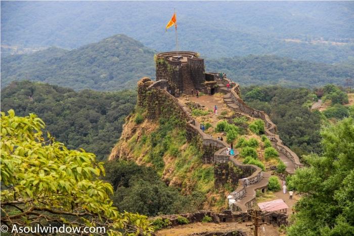 Pratapgarh Fort Mahabaleshwar Maharashtra India (6)