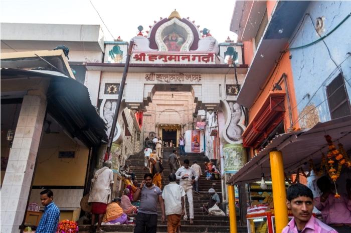 Shri Ram Janmbhoomi Ayodhya Diwali Hanuman Garhi